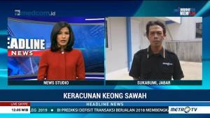 Dua Korban Keracunan Keong di RS Bhayangkara Setukpa Membaik