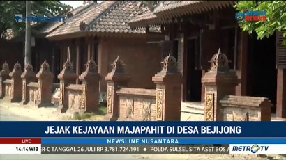 Jejak Kejayaan Majapahit di Desa Bejijong
