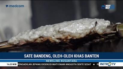 Sate Bandeng, Oleh-oleh Khas Banten