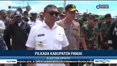Pilkada Susulan di Kabupaten Paniai Berlangsung Aman