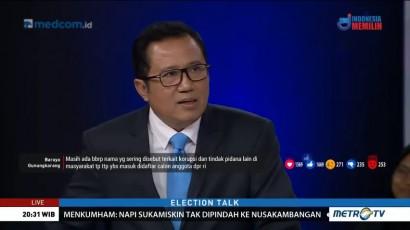 Election Talk - Katakan Tidak Pada Koruptor (4)