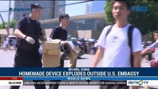 Homemade Bomb Explodes Outside US Embassy in Beijing