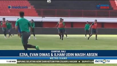 Timnas U-23 Jalani Pemusatan Latihan di Bali