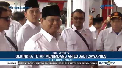 Gerindra Tak akan Terikat PP No 32/2018