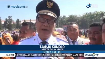 Tanggapan Mendagri Soal Bupati Lampung Selatan Terjaring OTT