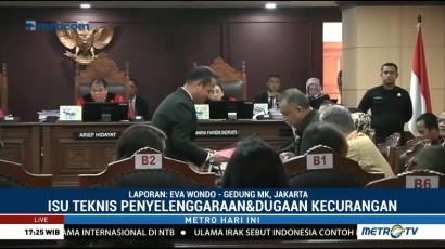 MK Gelar Sidang Pendahuluan Sengketa Pilkada 2018  Tahap Kedua