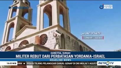 Suriah Rebut Kembali Quneitra