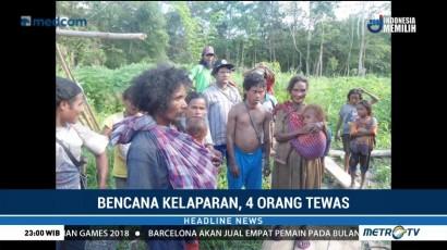 Kelaparan, Empat Warga Suku Mause Ane di Maluku Meninggal Dunia