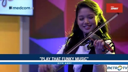 Clarissa Tamara - Play That Funky Music