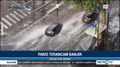 Kota Paris Terancam Banjir