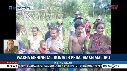 Dinsos Maluku Distribusikan Bantuan ke Suku Pedalaman