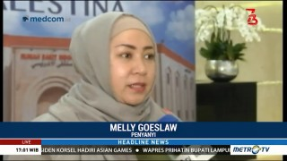 Media Group dan MER-C Galang Dana untuk RS Indonesia di Palestina