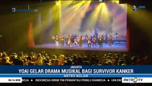 YOAI Gelar Drama Musikal Bagi Survivor Kanker