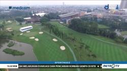 Venue Golf Siap Digunakan untuk Asian Games 2018