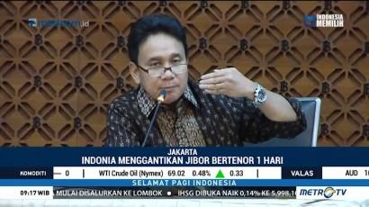 BI akan Gantikan JIBOR dengan INDONIA