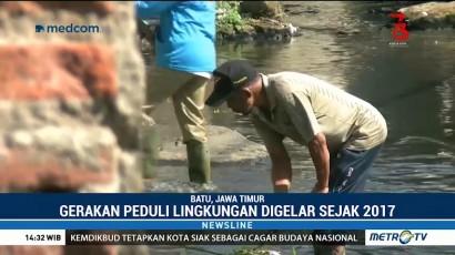 Peduli Lingkungan di Kota Batu dengan Gerakan 'Saber Pungli'