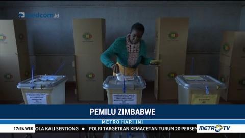 Pemilu Pertama Zimbabwe Tanpa Mugabe