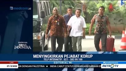 Menyingkirkan Pejabat Korup