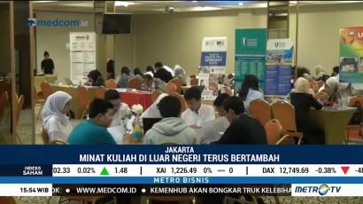 Minat Pelajar Indonesia Kuliah di Luar Negeri Terus Bertambah