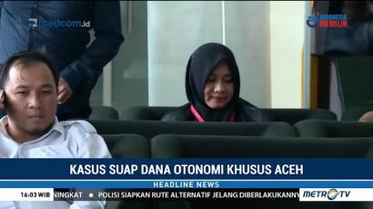 Istri Gubernur Aceh Nonaktif Penuhi Panggilan KPK