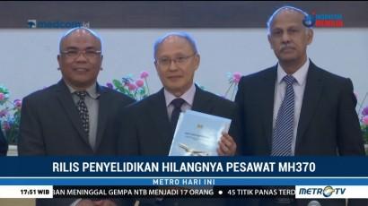 Malaysia Rilis Laporan Penyelidikan MH370