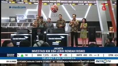 Garuda Indonesia Resmi Catatkan KIK EBA Rp2 Triliun