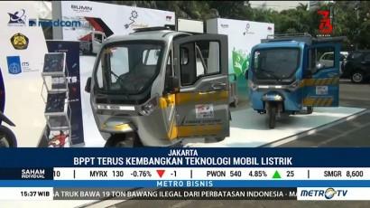 BPPT Terus Kembangkan Teknologi Mobil Listrik