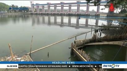 Kualitas Air Sungai Cisadane Menurun