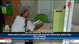 Pelayanan Publik Terdampak Boikot ASN, Ini Penjelasan Pjs Wali Kota Bekasi