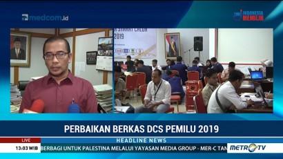 KPU Coret Berkas Perbaikan Caleg Hanura