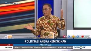 BPS Sanggah Pernyataan SBY soal Jumlah Penduduk Miskin