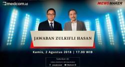 NewsMaker - Jawaban Zulkifli Hasan