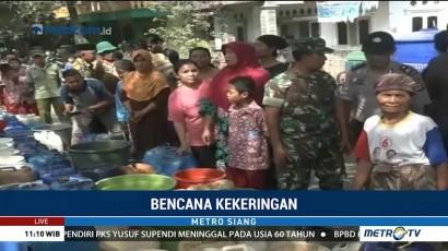 BPBD Kab Bandung Salurkan Bantuan Air Bersih