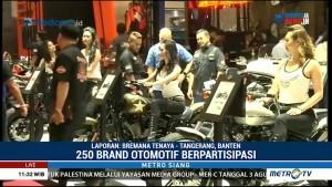 250 Brand Otomotif Berpartisipasi di GIIAS 2018