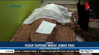 Pendiri PKS Yusuf Supendi Meninggal Dunia
