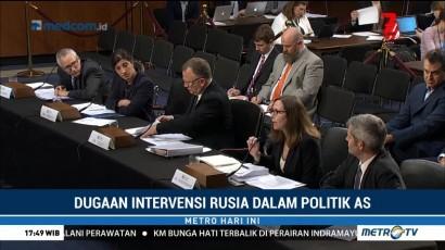 Senat AS Bahas Dugaan Intervensi Rusia di Pemilu AS