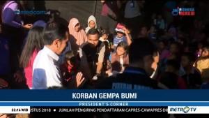 Kunjungan Jokowi di Nusa Tenggara Barat