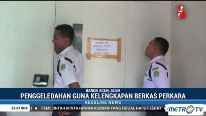Kejati Aceh Geledah Kantor Rekanan Kemenag