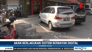 Sistem Parkir Elektronik di DKI Jakarta