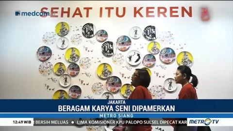 Yang Menarik di Art Jakarta 2018
