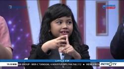 Ini Nabilla Putri Rasheedah Si Penerjemah Bahasa Isyarat Cilik