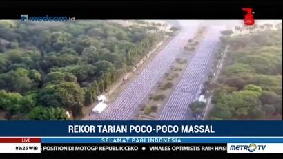 Pemecahan Rekor Dunia Senam Poco-poco (2)
