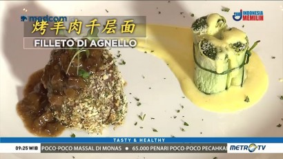 Filleto Di Agnello Tawarkan Cita Rasa Indonesia dan Italia