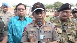 Jelang Asian Games, TNI-Polri Gelar Apel Siaga Kebakaran Hutan dan Lahan di Palembang