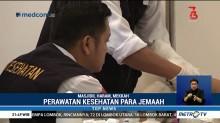 Panas Ekstrem, Kaki Jemaah Haji Indonesia Melepuh