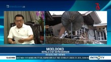 Upaya Pemerintah Tangani Gempa Lombok