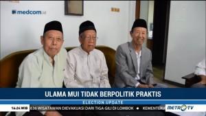 Ulama MUI Jawa Tengah Menegaskan Tidak Berpolitik Praktis