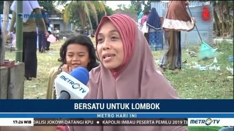 Harapan Korban Gempa Lombok