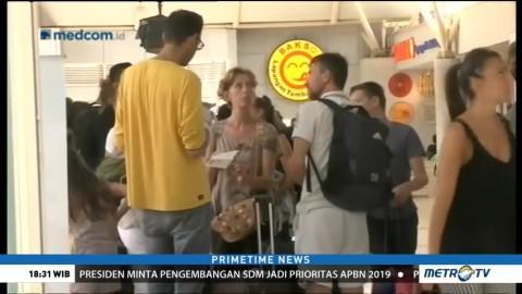 Kemenhub Siapkan 10 Penerbangan Tambahan  untuk Bantu Turis di Lombok