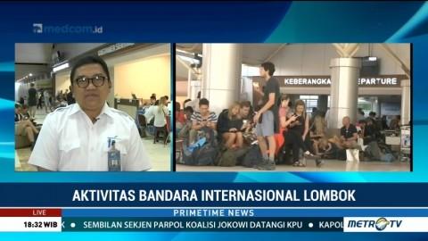 Hampir 75 Persen Turis Berhasil Diterbangkan dari Lombok